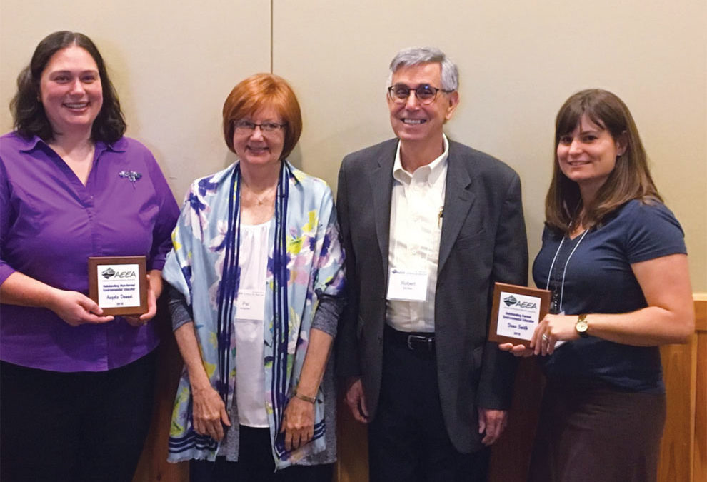 Outstanding Environmental Educator Award Nominations Now Open